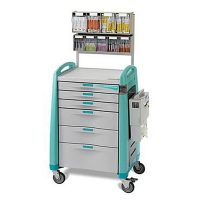 Standard Anesthesia Hospital Carts