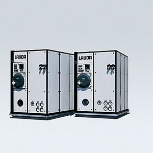 DV process cooling systems explosion-protected