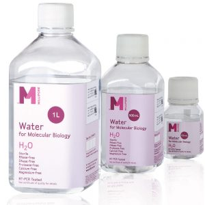 Water for Molecular Biology