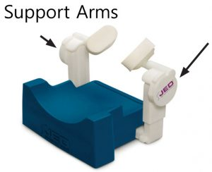 JED Support Arms