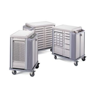 Artromick LTC Series Medication Carts