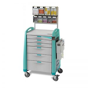 Avalo Anesthesia Cart