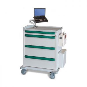 M-Series Punch Card Medication Carts